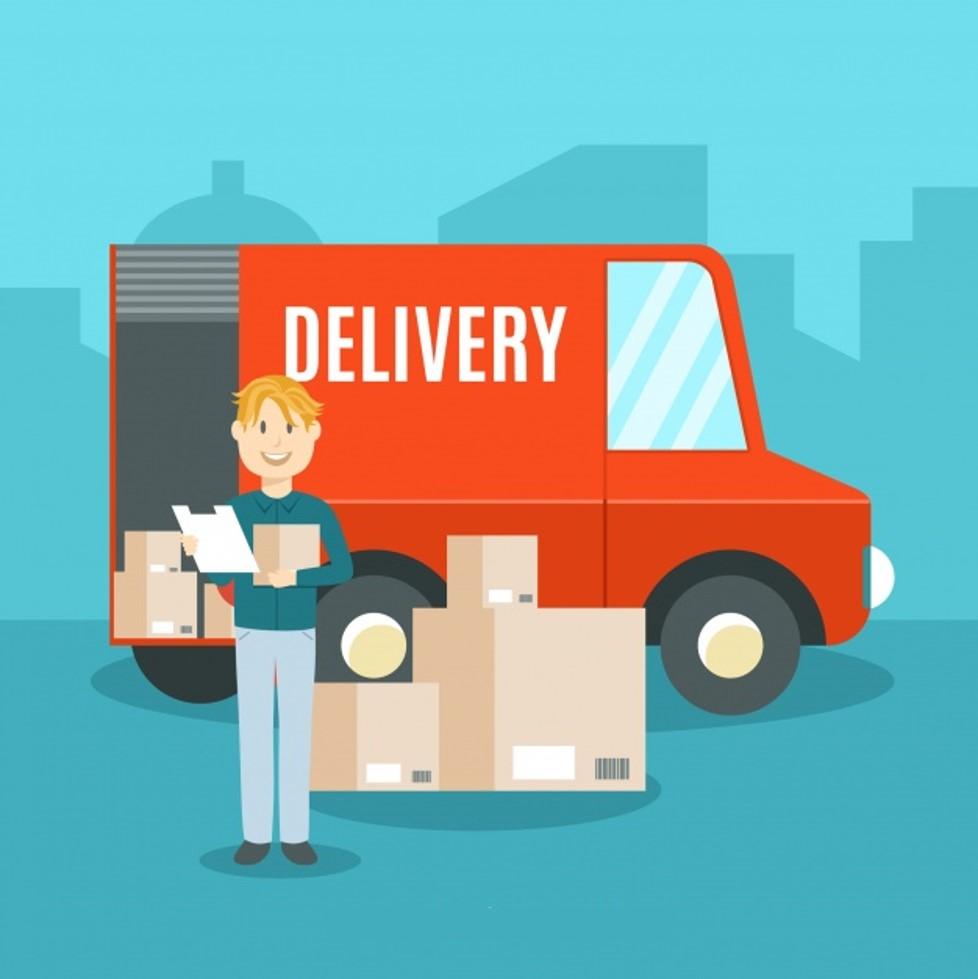 delivery-van